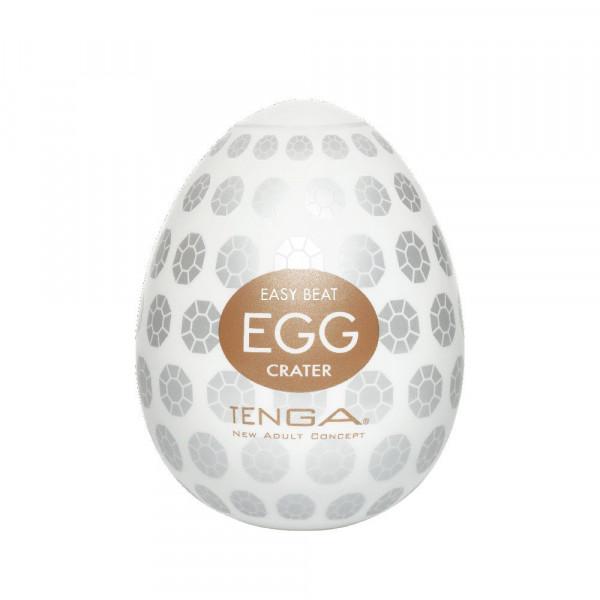 Отзывы о товаре Секс игрушка мастурбатор-яйцо CRATER для мужчины