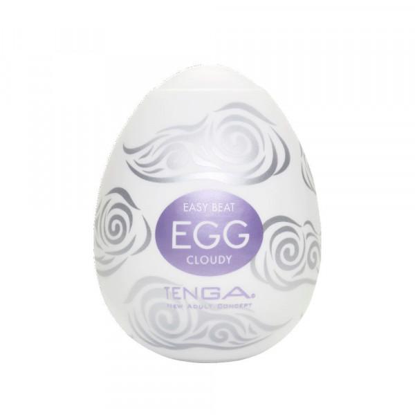 Отзывы о товаре Мастурбатор-яйцо CLOUDY
