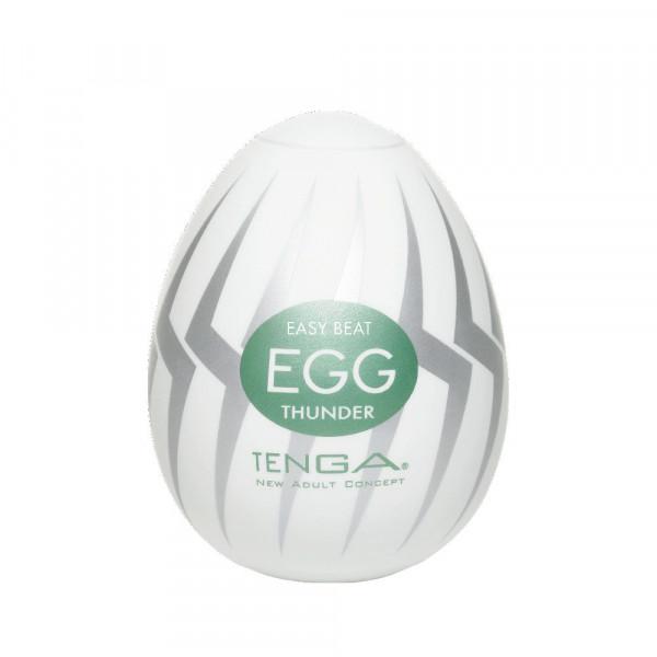 Отзывы о товаре Мастурбатор-яйцо THUNDER