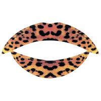Lip Tattoo Леопардовый изображение № 1