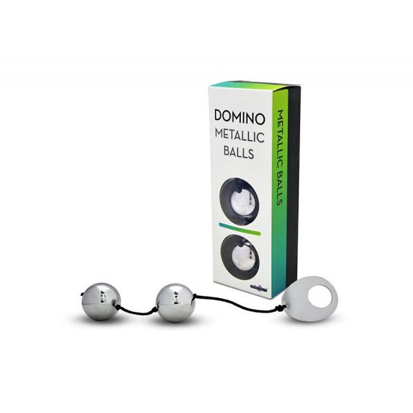 Отзывы о товаре Металлические вагинальные шарики RANGE DOMINO METALLIC BALLS