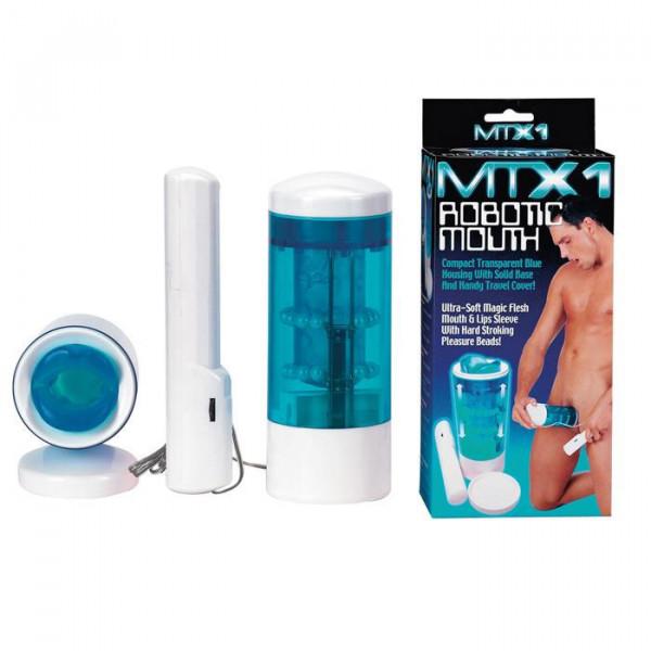 Комплект супер-мастурбатор с поступательными движениями для интимных удовольствий