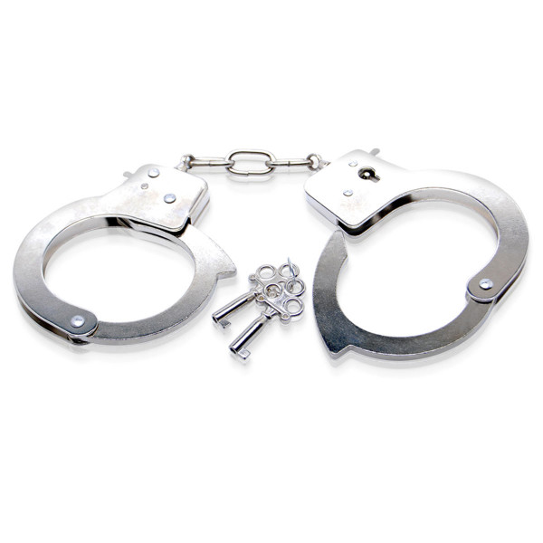 Отзывы о товаре Металлические наручники Metal Handcuffs с ключиками