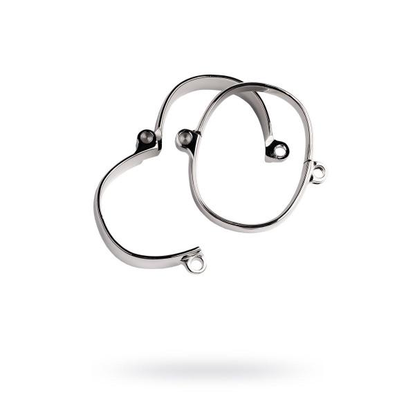 Отзывы о товаре Металлические наручники с навесным замочком