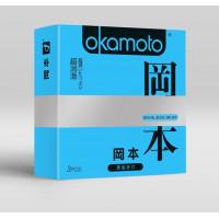 Презервативы в обильной смазке OKAMOTO Skinless Skin Super lubricative