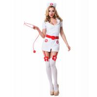 Эротический костюм похотливой медсестры