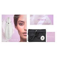Белый бесконтактный клиторальный стимулятор Womanizer Premium изображение № 6