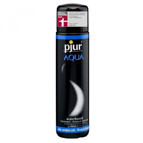 Увлажняющий лубрикант pjur® AQUA 100 мл.
