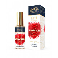 Мужской парфюм - духи с феромонами MASCULINE PERFUME WITH SENSUAL ATTRACTION