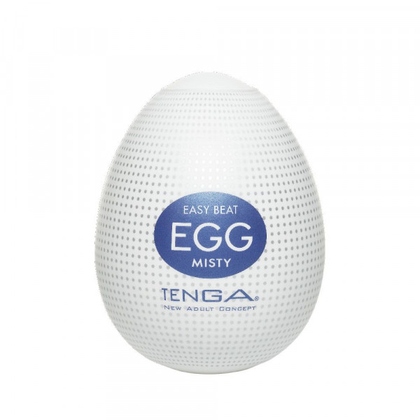 Отзывы о товаре Мастурбатор-яйцо MISTY для мужчины