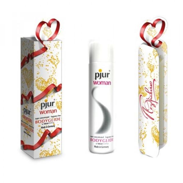 Лубрикант Pjur Woman в подарочной упаковке 100 ml PJURWP-100