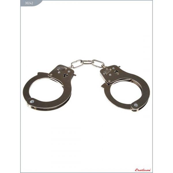 Отзывы о товаре Металлические наручники с ключами