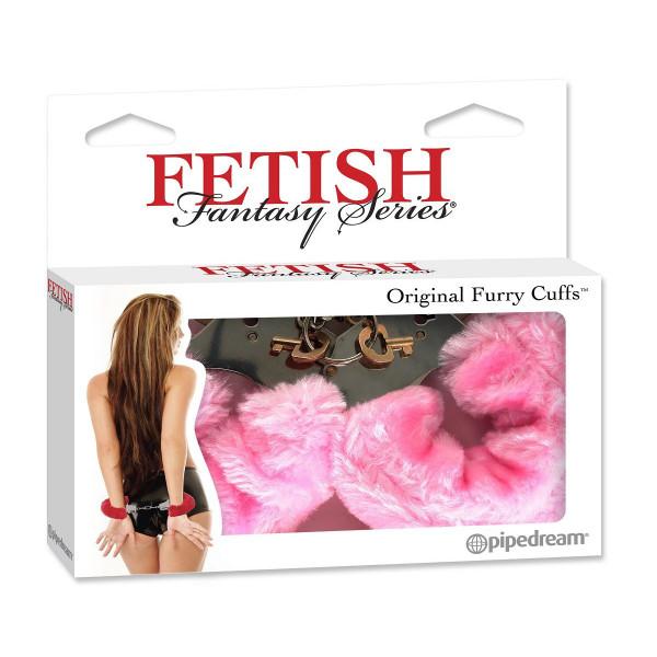 Отзывы о товаре Металлические наручники Original Furry Cuffs с розовым мехом