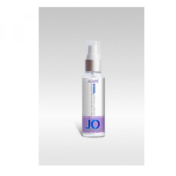 Женский гипоаллергенный охлаждающий любрикант JO (60 мл) JO40355