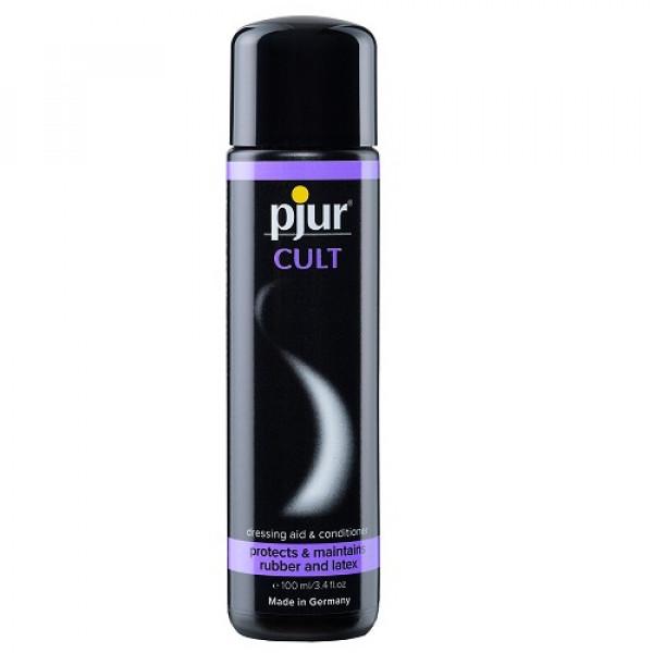 Cредство для надевания латексной одежды Pjur Cult Easy Latex Dressing Aid 100 мл.
