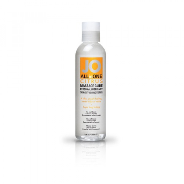 Массажный гель-масло ALL-IN-ONE Massage Oil