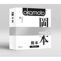 Презервативы OKAMOTO Skinless Skin Purity - 3 шт.