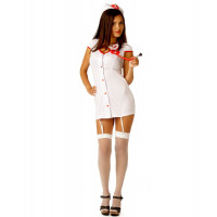 Эротический костюм доктора любви для ролевых игр