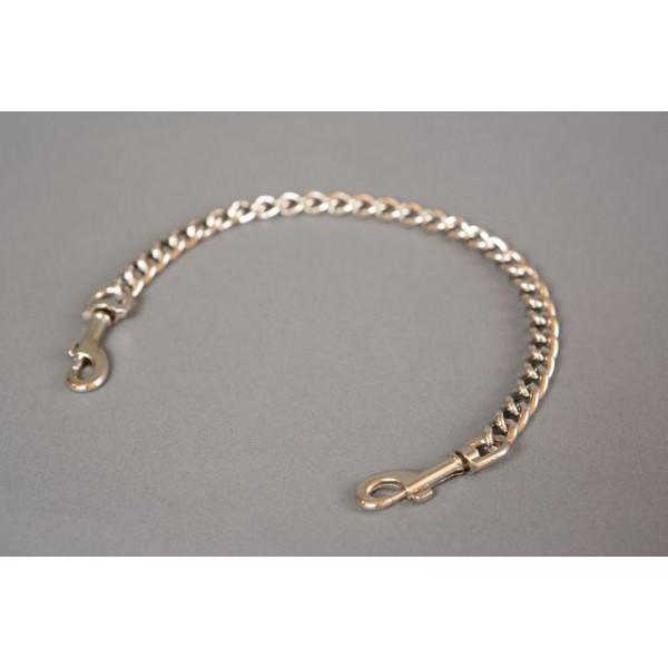 Отзывы о товаре Металлическая цепь с карабинами по обе стороны