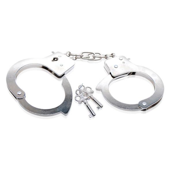 Отзывы о товаре Металлические наручники Beginner s Metal Cuffs