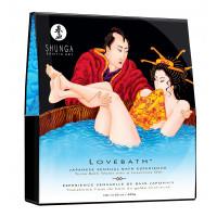 Соль для ванны Lovebath Ocean temptation, превращающая воду в гель