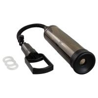 Дымчатая вакуумная помпа Discovery Light Boarder секс-игрушка для мужчины